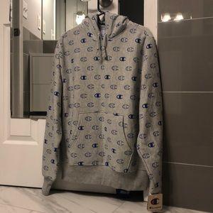 Men's Champion Pullover Hoodie